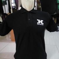 Kaos Polo Shirt Electrohell Elegant