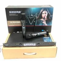 Mic Wireless Shure GLX9 KSM9 Wireless Microphone With Anti Feedback