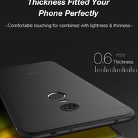 PREMIUM Case Slim Matte Xiaomi Redmi 5 Plus BLACK Ultra Thin Styles