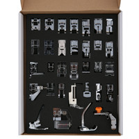 Sepatu 32 pcs Set untuk Mesin Jahit Portable