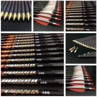 Arrow SPINE 400 - MUSEN Carbon Arrow - Anak Panah Karbon Spine400