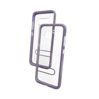 Gear4 Samsung S8 Plus Greenwich - Orchid Grey AntiCrack AntiDrop ORI