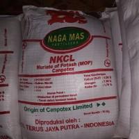 PUPUK KCL Naga Mas 3.000