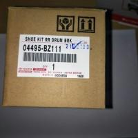 Kampas Rem / Brake Shoe Daihatsu Ayla 04495-BZ111 Asli 60824