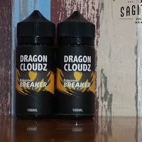 LIQUID DRAGON CLOUDZ BANANA BREAKER 100 ML 3MG