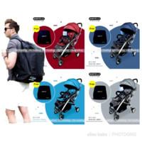kereta dorong/stroller BABY ELLE AVIO RS S939 new design