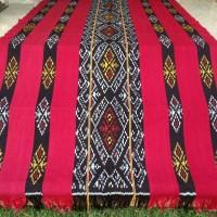 kain tenun ikat ethnic/blangket motif rote NTT