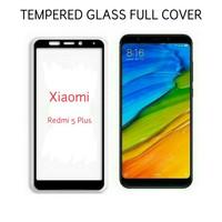 Tempered glass Full 3D xiaomi Redmi 5 PLUS 5.9in anti gores kaca warna