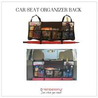 [DISC 40%] D'renbellony - Car Seat Organizer ( CSO ) Back
