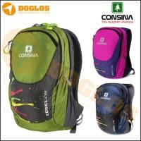 Tas Backpack Consina Edsel s Ma Daypack hiking Sekolah Kerja Jalan