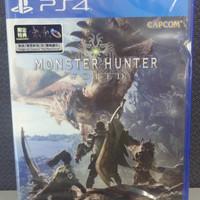 ps4 monster hunter world reg 3