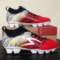 Pengiriman Tercepat Sepatu Bola Specs Heritage Fg Emperor Red 100796