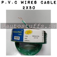 P.V.C Cable Wires 2x50 / Cable 2x50 / Kabel 2x50