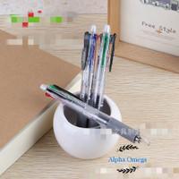 Pulpen Multifungsi / Pen Multifungsi 4 Warna + 1 Pensil