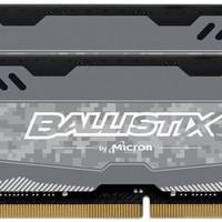 Ram Crucial Ballistix Sport DDR4 16GB KIT (2X8GB) PC 2666