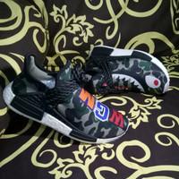 Sepatu Adidas NMD Human Race X BAPE
