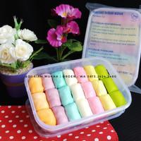 Pancake Durian Rainbow mini isi 21
