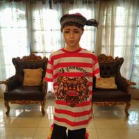 Baju Adat Reog Ponorogo / Jawa Timur Anak - Anak