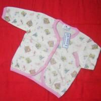 Baju Bayi Tangan Panjang Tokusen Fit 6-12 Bulan