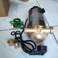 Pompa Dorong Booster Pump 120W AUTO Pendorong Water Heater Low Watt