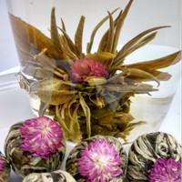 Blooming tea (set of 8 flowers @8gr)