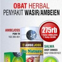 Ambeclear Salwa Obat Herbal Wasir