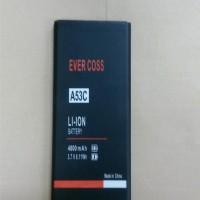 Baterai Evercoss A53C /  a35c / Double power / Ori / battrey / batre