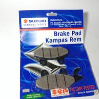 Kampas Rem Dispad Depan Satria Fu Original Suzuki
