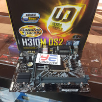 Ready stok GIGABYTE H310M-DS2 For coffee lake