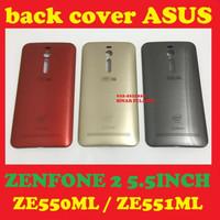 TUTUP BACK COVER ASUS ZENFONE 2 5.5INCH (ZE550ML/ZE551ML) GOLD(903385)