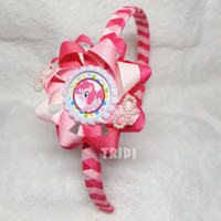 Bando Flower Little Pony Pinkie Pie
