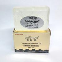 SABUN DEONARD GOLD 24K ORI