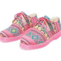 Produk Baru/ Sepatu Wanita - Boots Docmart Pink