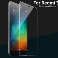Tempered Glass Xiaomi Redmi 3s Prime / ANTI GORES KACA