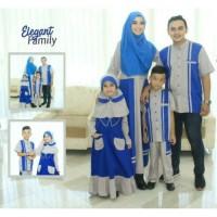 SRE02   Couple branded seragam keluarga terbaru sarimbit muslim baju