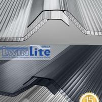 Atap gelombang Twinlite Greca Polycarbonate 6mm