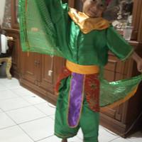 Pakaian adat anak baju tari merak