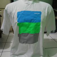 Tshirt/ T-shirt/ Oblong/ Baju/ Kaos Quiksilver putih