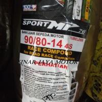 Ban Luar 90/80-14 fdr soft compound sport MP 76