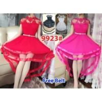 citra shop fashion Dress pesta 9923# dress ekor / dress nyanyi / baju