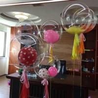 Balon PVC / Balon Deco / Balon Transparant / Balon Transparant PVC 18
