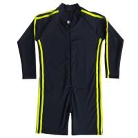 Baju renang anak laki lengan panjang celana pendek baju diving