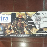 Antena Remot Intra INT-777 TG Komplit With Boster