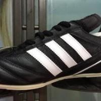 sepatu bola adidas kaiser 5 liga made in germany black original 100%