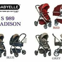STROLLER BABYELLE MADISON S989 KHUSUS GOSEND GOJEK
