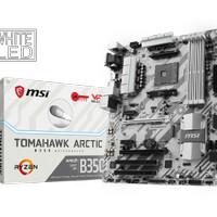 MSI B350 Tomahawk Arctic