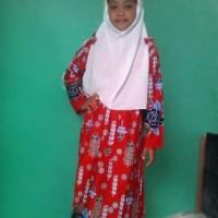 Baju Muslim | Baju Gamis Anak Perempuan, Cewek Umur 6, 7, 8 Tahun