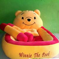 Kasur Bayi Karakter Winnie The Pooh (Tanpa Bantal & Guling!!)