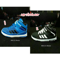 Sepatu Basket Anak Adidas