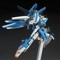 Bandai HG HGBF 1/144 A-Z Gundam bs jadi pesawat A - Z AZ Amazing zeta